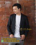 Blazer Kasual Keren dan Cool (J-01 Black) Di Jakarta