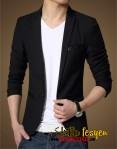 Coolin Black (Blazer Cool Buat Pria Indonesia)
