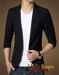 Coolin Black (Blazer Cool Buat Pria Indonesia) Terbaik
